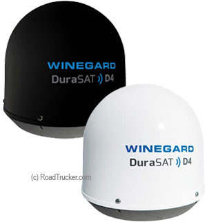 Winegard - DuraSAT Satellite Antenna - CM2000T