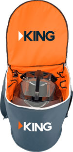 KING Portable Satellite Antenna Carry Bag