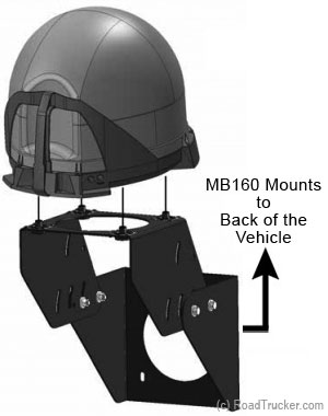 MB160 Mounting Bracket