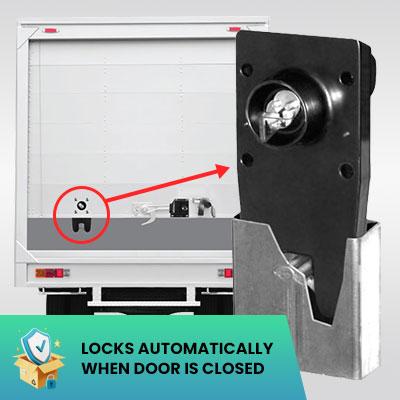 Superior ENFORCER Roll Up Door Lock Maximum Security   8050