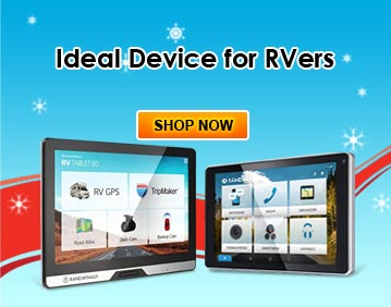 Rand McNally RV GPS