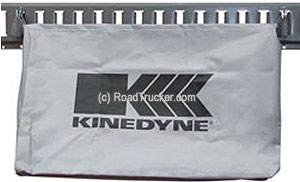 14 X 24 Strap Storage Bag For Horizontal E Or A Style Logistic Track