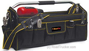 RoadPro - Collapsible Tool Carrier/ Bag - RPTB20