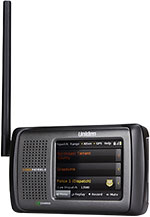 "Uniden 3.5"" Screen Simple Programming Scanner HOMEPATROL"