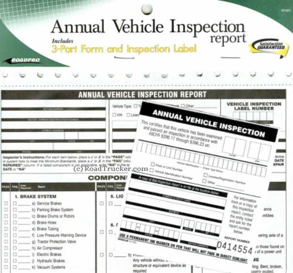 Nc car inspection paperwork 16