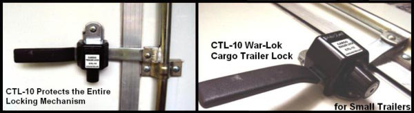 Cargo Hasp With CTL-10