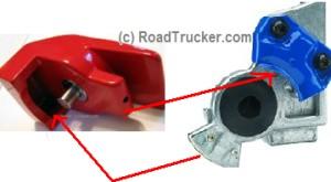 war lok glad hand truck air line lock tgh 10 roadtrucker. Black Bedroom Furniture Sets. Home Design Ideas