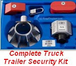 War-Lok Complete Truck-Trailer Security Kit & Heavy -Duty Complete Truck-Trailer Security Kit - TSK-533 & TSK-587