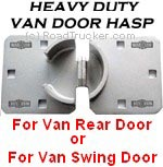 War-Lok Heavy Duty Van Rear or Swing Door Hasp - PH-10