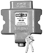 War-Lok Intermodal Shipping Container Barrier Lock - IR-20