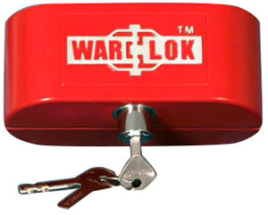 War-Lok Truck Cab Air Brake Lock - TAB-10