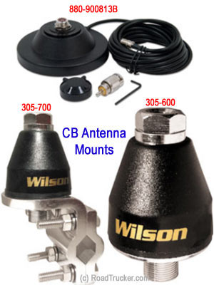 wilson cb antenna mounts 3 wilson cb radio antennas roadtrucker com  at couponss.co